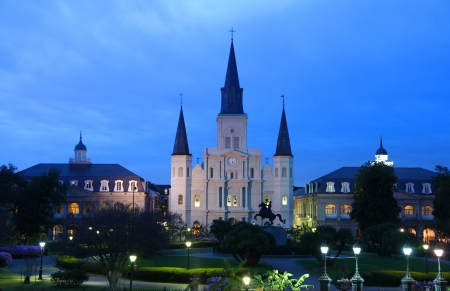 St Louis Cathedral photo