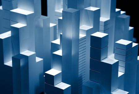 illuminated: Illuminated blocks
