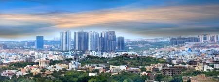 Hyderabad financial district