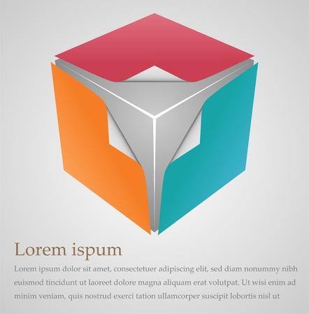 cubical: Cubical design element