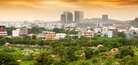 Hyderabad new growth In India