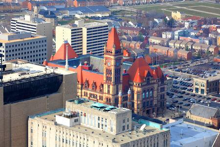 buliding: Cincinnati city hall