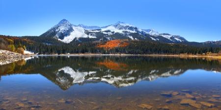lost lake: Lost lake Slough in Colorado