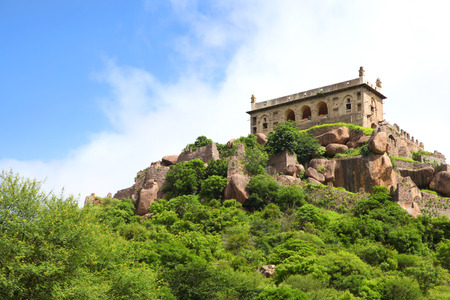 golconda: Golkonda fort