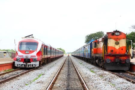 railway transportation: Indian Railway Editorial
