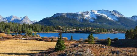 juan: Molas lake, Colorado Stock Photo