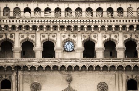 Architecture of Charminar Stock Photo