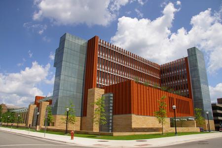 college dorm: Ross business school