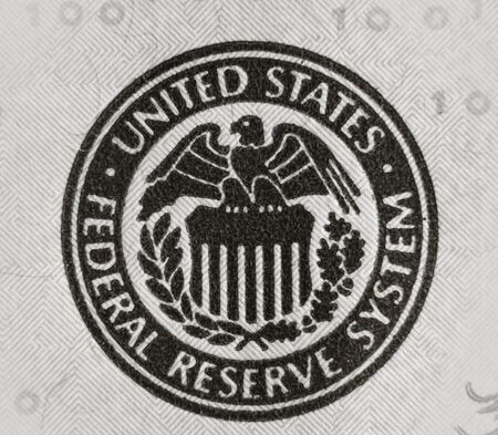 federal states: United states federal reserve  Stock Photo