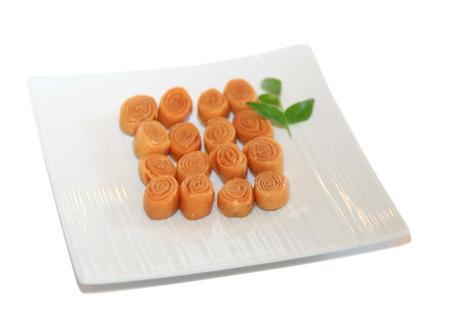 Indian sweets Kaja photo