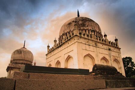 golconda: Historic Qutb Shahi tombs