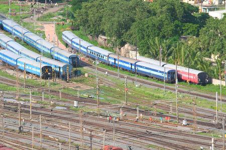 compartments: Train compartments