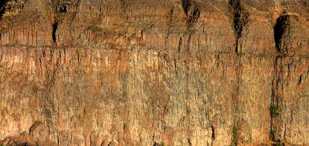 Eroded rocks photo