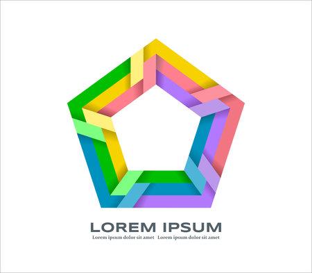 Colorful elemento di design Archivio Fotografico - 31357822