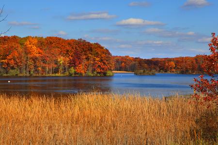 kent: Kent lake in Michigan