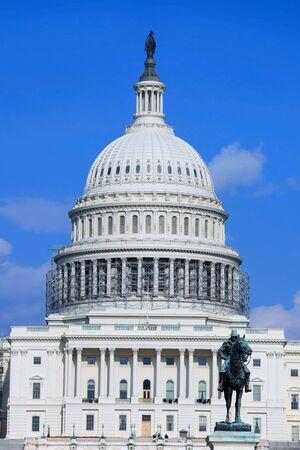 ulysses s  grant: Capital building