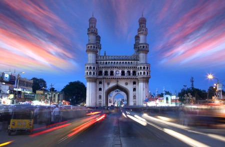 monument in india: Historic Charminar