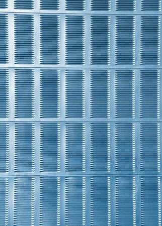perforated: Perforated metal background