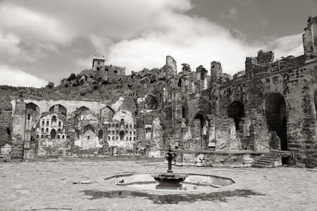 golconda: Historic Golkonda fort