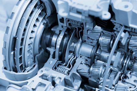 engine: Automotive engine Stock Photo