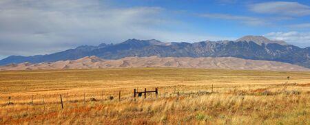 duna: Grandes dunas de arena parque nacional