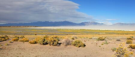 luis: Scenic landscape near San Luis park in Colorado