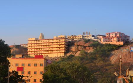linga: Yadagiri Gutta, India