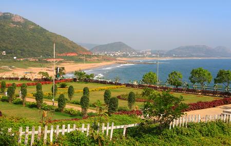 krishna: Visakhapatnam beach