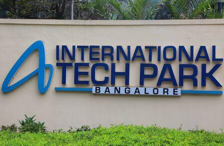 industrial park: Bangalore International tech park
