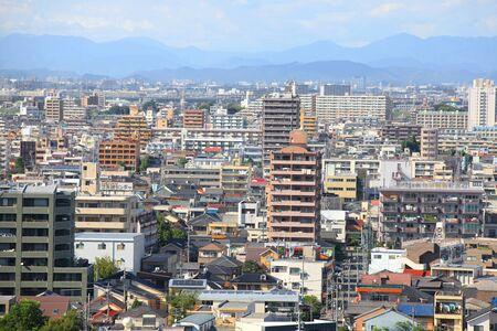 chubu: Nagoya cityscape Editorial