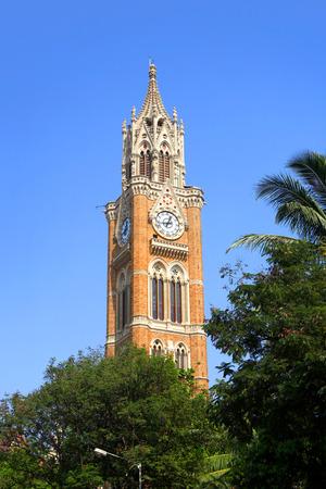 Rajabai clock tower in Mumbai