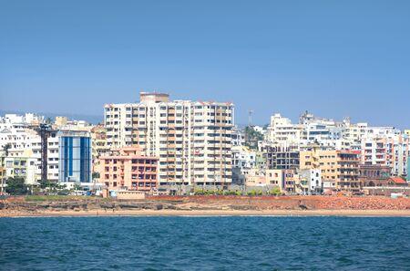 ヴィシャーカパトナム シティー ビュー