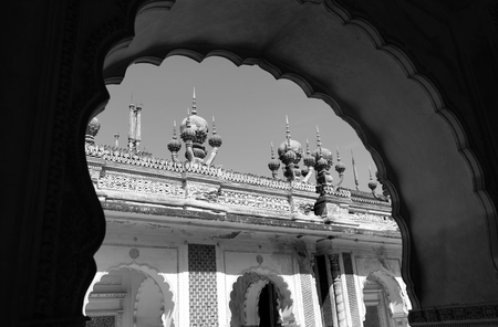 hyderabad: Historic Paigah tombs in Hyderabad, India