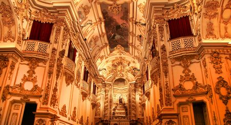 carmel: The Church of Our Lady of Mount Carmel in Rio de Janeiro