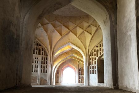 Architecture of historic Golconda fort Editorial