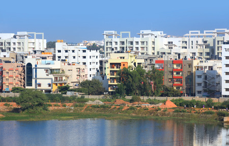 tightly: Apartment homes in Bangalore city