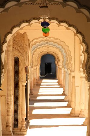 indo: Paigah tombs ,Hyderabad