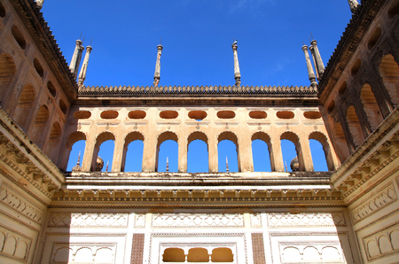 tumbas: tumbas hist�ricas Paigah Foto de archivo