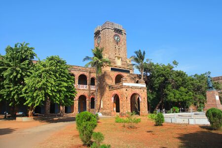 andhra: Historic Andhra university college of sciences