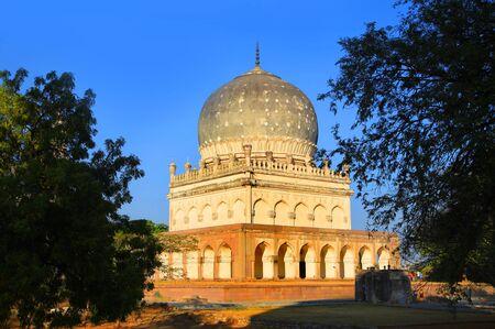 hyderabad: Historic Quli Qutbshahi tombs in Hyderabad, India