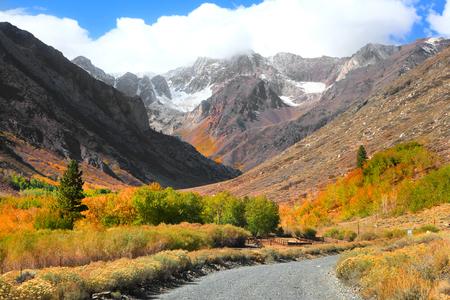 nevada: Sierra Nevada mountains