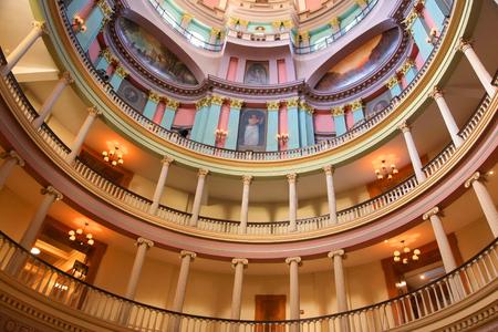 saint: Saint Louis old courthouse Editorial