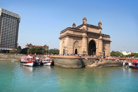 gateway: Gateway of India