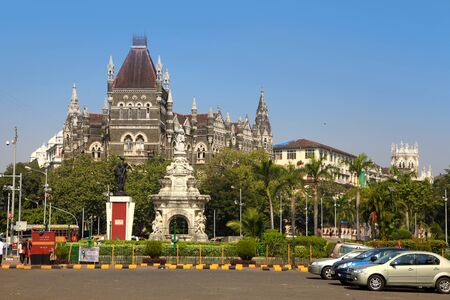 maharashtra: Mumbai, INDIA - December 6 : Mumbai is the financial,commercial and entertainment capital of India, on December 6,2015 Mumbai, India