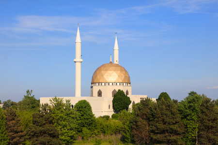 Mosque near Toledo in USA
