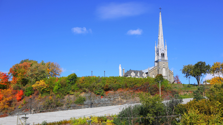 Église Saint-Michel de Sillery church in Quebec city