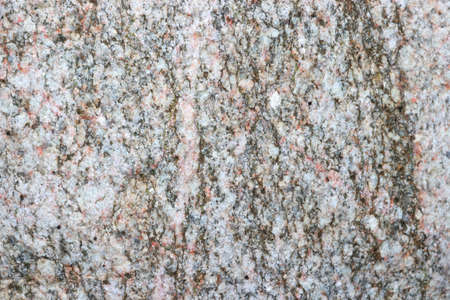 Close up shot of granite stone texture