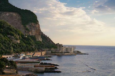 View from Sorrento Coast, Italy Stock Photo - 591258