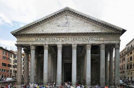 rome italie: Le Panth�on, Rome, Italie