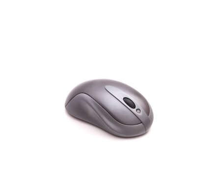 My little computer mouse for notebook, wireless Stock Photo - 4332936